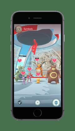 Pokemon GO le nuove Palestre