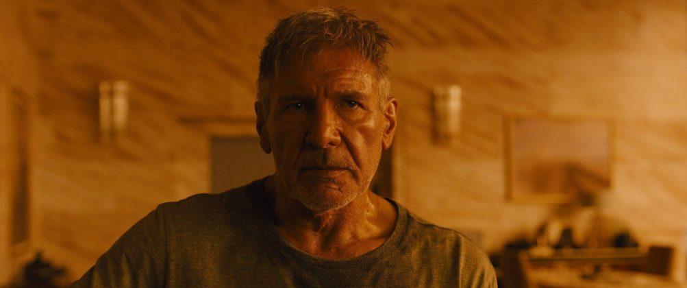 Rick Deckard in Blade Runner 2049