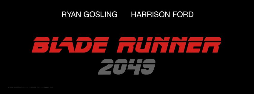Blade Runner 2049 Logo