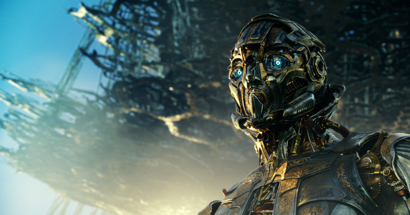 Cogman in Transformers l'ultimo cavaliere