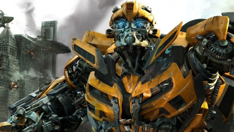 Bumblebee in Transformers l'ultimo cavaliere