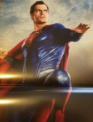 Justice League il ritorno di Superman