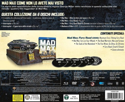 Mad Max Anthology: High Octane Edition