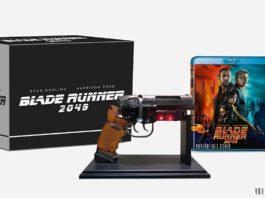 Blade Runner 2049 Deckard blaster edition Blu-ray