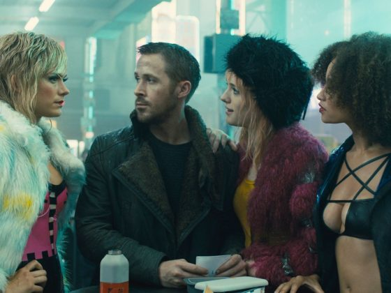 Mackenzie Davis in Blade Runner 2049