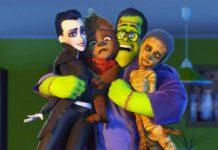 Film Halloween: Monster Family