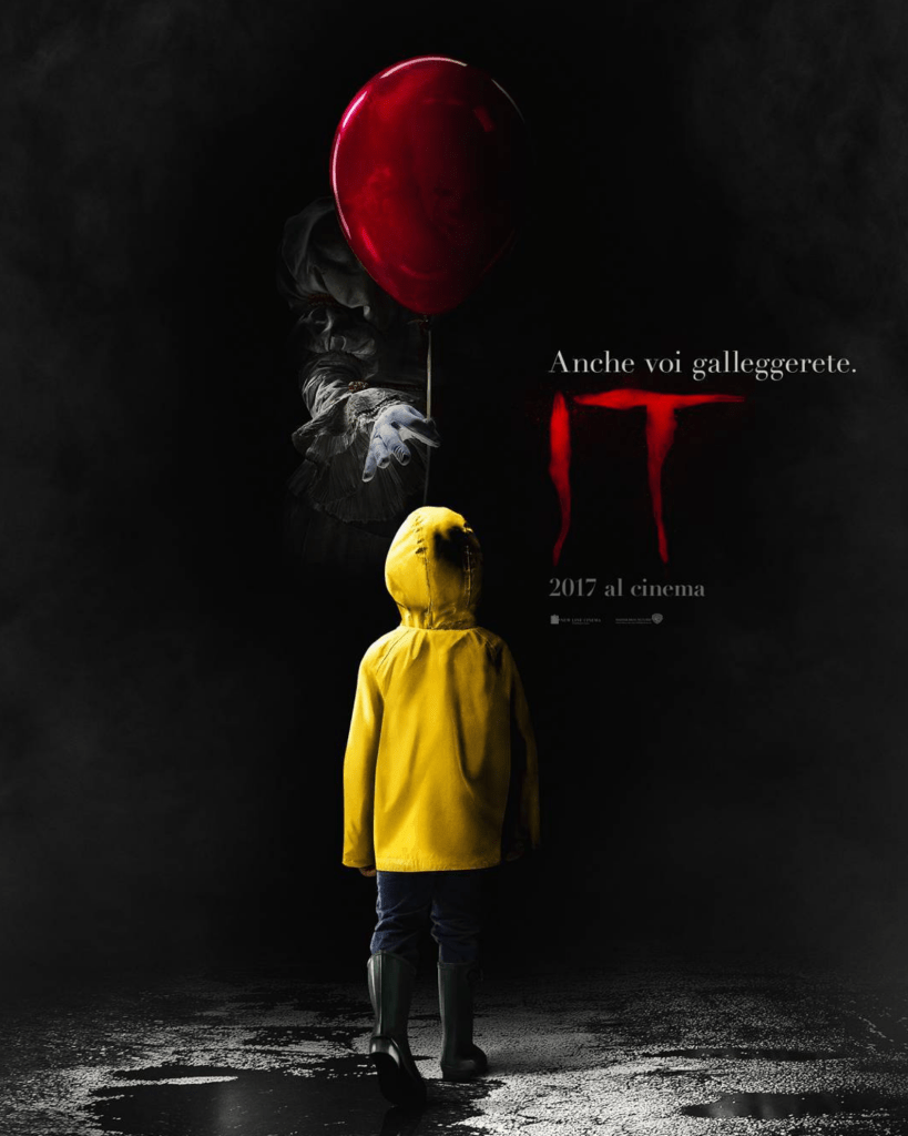 Film Halloween: IT (2017)