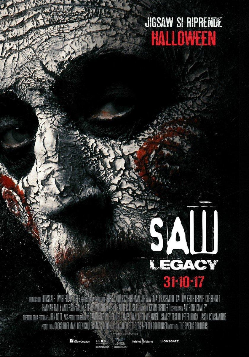 Film Halloween: Saw Legacy