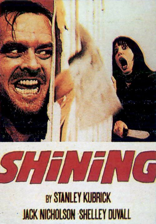 Film Halloween: Shining