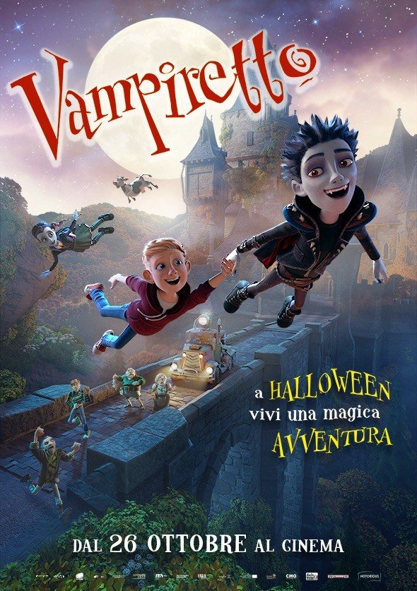 Film Halloween: Vampiretto