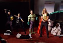 Thor Ragnarok parodia