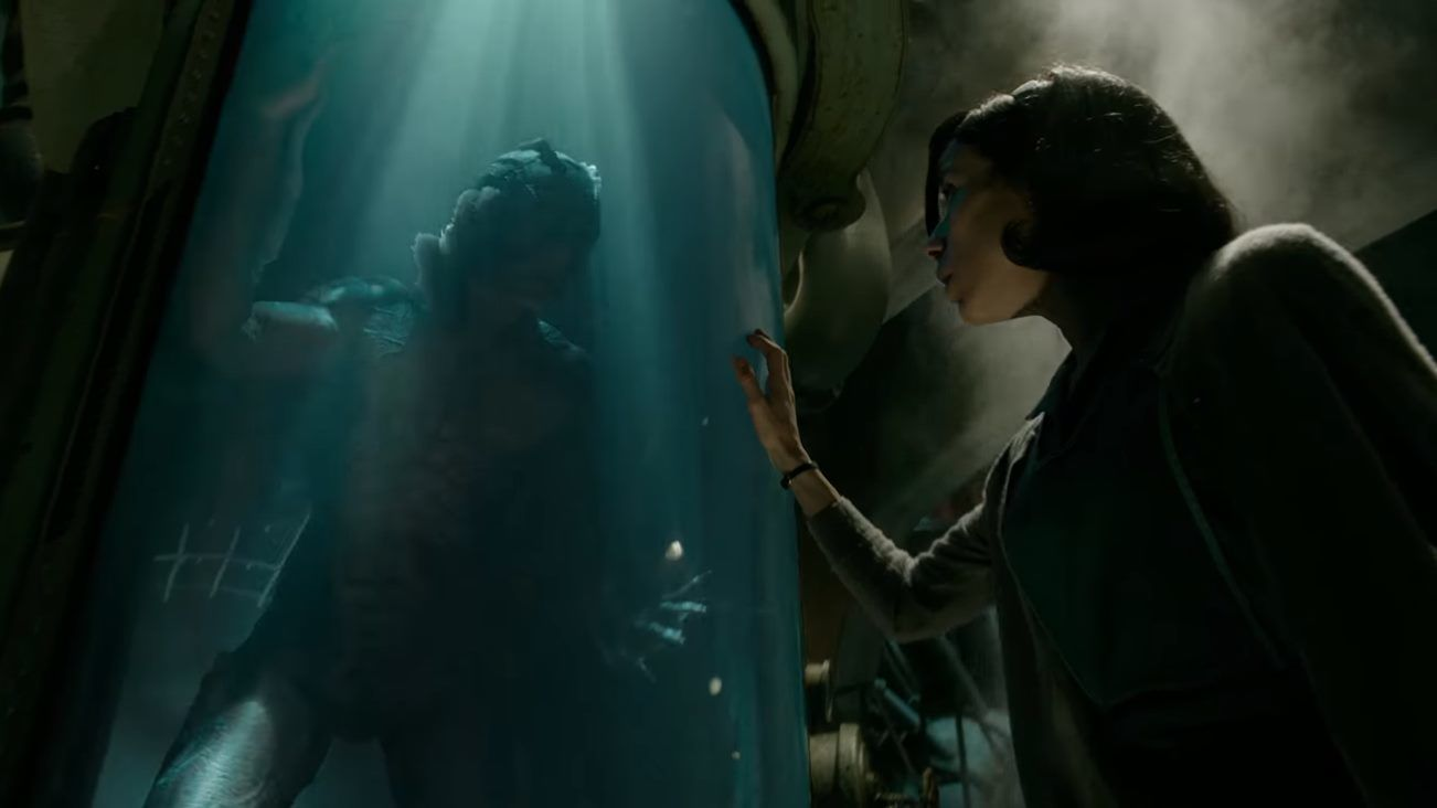 Oscar 2018: Shape of Water - La forma dell'acqua