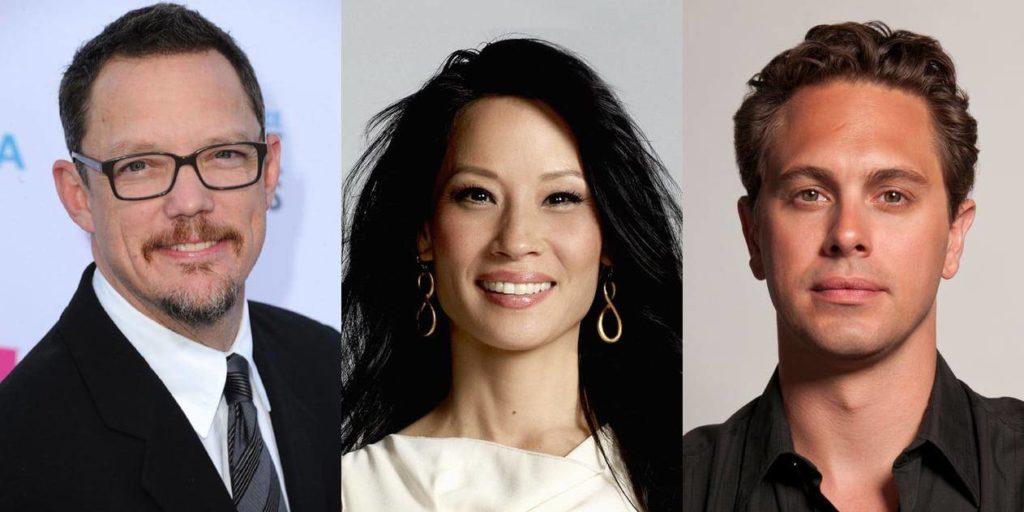 Matthew Lillard, Lucy Liu, Thomas Sadoski