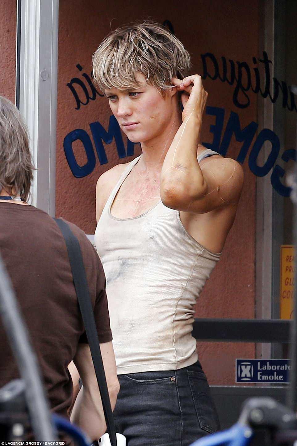 Mackenzie Davis in Terminator 6
