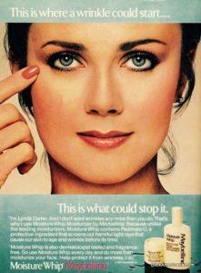 Linda Carter e il suo segreto di bellezza