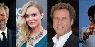 Sam Mendes, Heather Graham, Will Ferrell, Sammy Davis Jr.