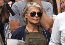 Sarah Connor in Terminator 6