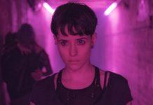 Lisbeth Salander alias Claire Foy