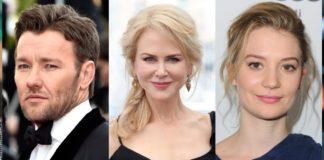 Rami Malek, Joel Edgerton, Nicole Kidman, Mia Wasikowska, Taron Egerton