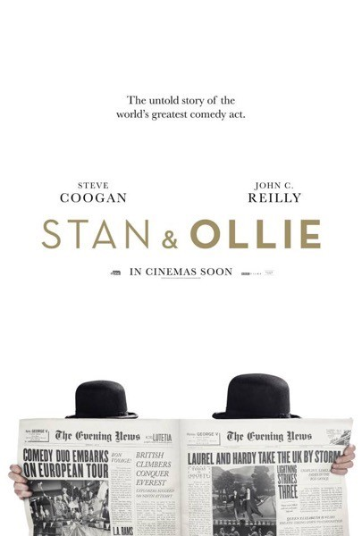 Stan and Ollie Poster
