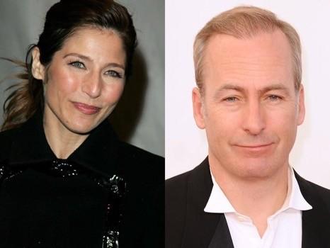 Catherine Keener e Bob Odenkirk