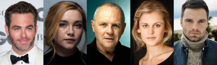 Chris Pine, Florence Pugh, Anthony Hopkins, Denise Gough, Sebastian Stan