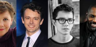 Maggie Gyllenhaal, Michael Sheen, Asa Butterfield, Idris Elba