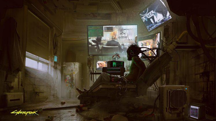 Cyberpunk 2077 alla Gamescom