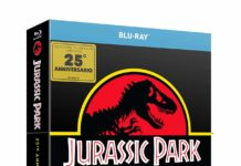 Jurassic Park Collection 25° anniversario