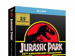 Jurassic Park Collection 25° anniversario
