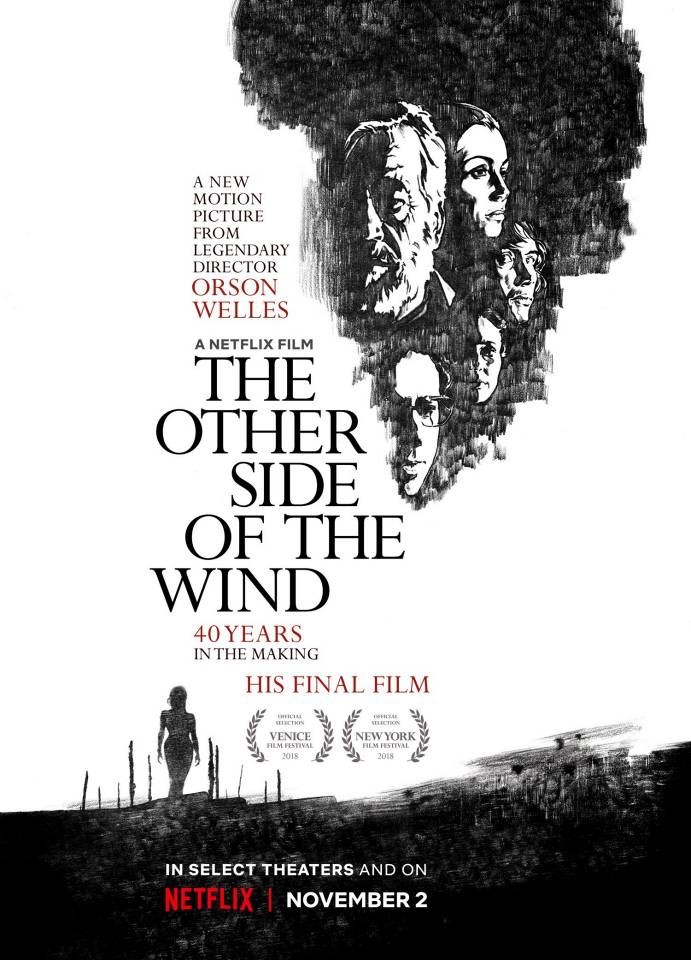 The Other Side of the Wind di Orson Welles