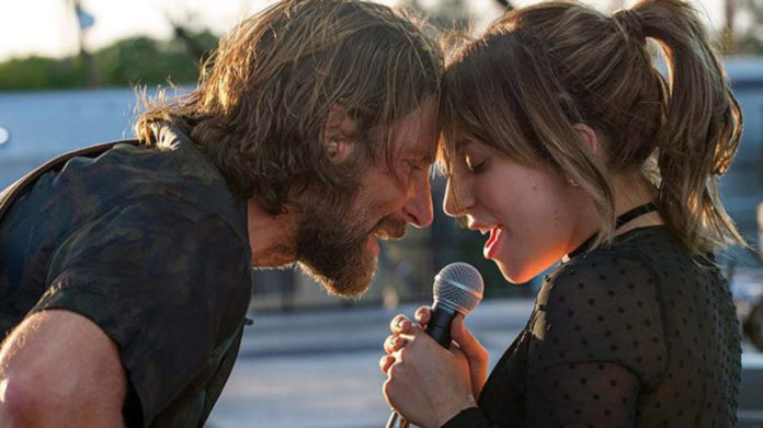 A Star is Born con Lady Gaga e Bradley Cooper
