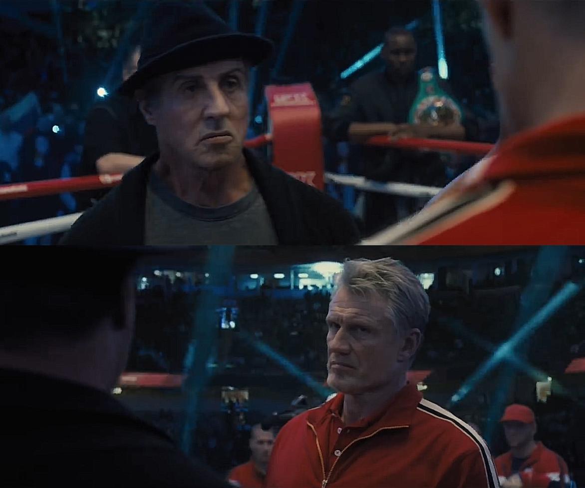 Creed 2, il trailer con il figlio di Ivan Drago!
