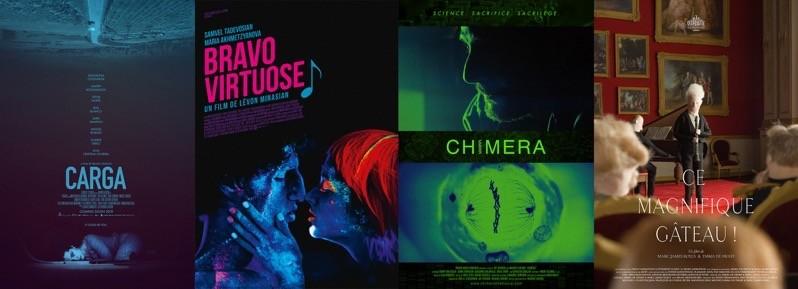 Film in concorso al Ravenna Nightmare Film Festival: Carga, Bravo Virtuoso, Chimera, This Magnificent Cake!