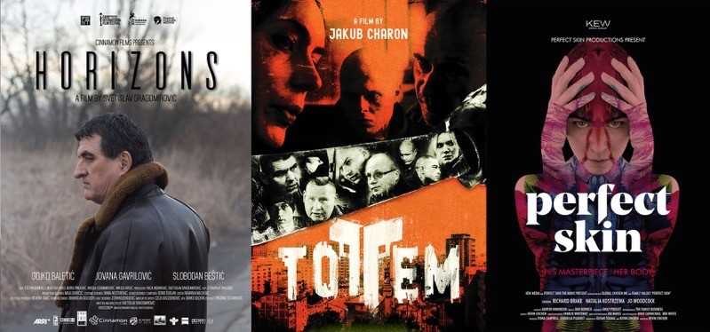 Altri film in gara: Horizons, Totem, Perfect Skin
