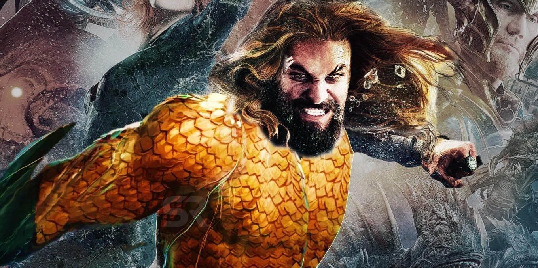 Aquaman: è incredibile il nuovo trailer da 5 minuti
