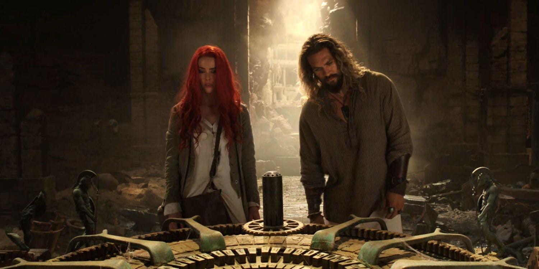 Godiamoci 5 minuti con Aquaman, nel lungo trailer esteso del film
