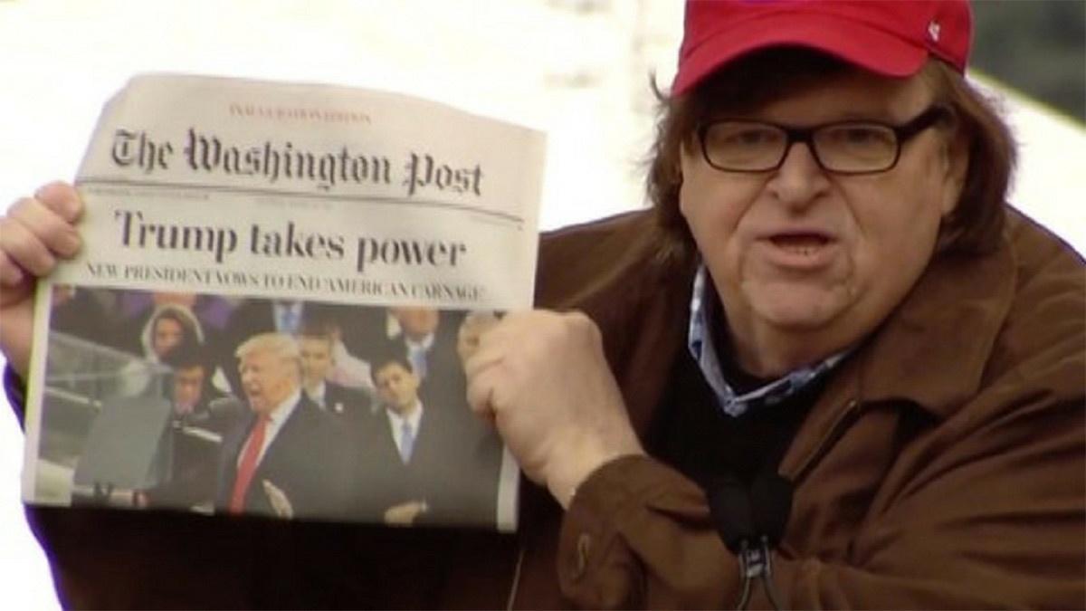 Fahrenheit 11/9: il documentario politico di Michael Moore presentato alla Festa del Cinema di Roma