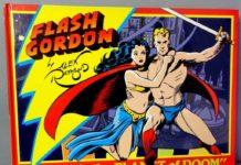 Flash Gordon creato negli Anni Trenta da Alex Raymond