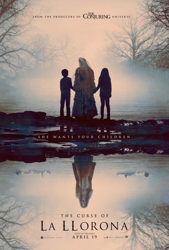 Poster di La Llorona – le lacrime del male (The Curse of La Llorona)