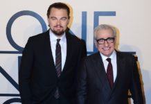 Leonardo Di Caprio e Martin Scorsese per Killers of the Flower Moon