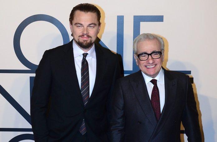 Leonardo Di Caprio e Martin Scorsese per Killers of the Flower Moon