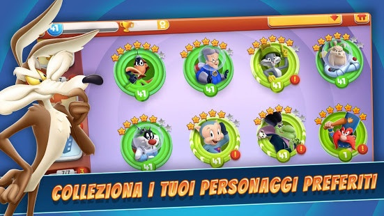 Looney Tunes Il Mondo del Caos