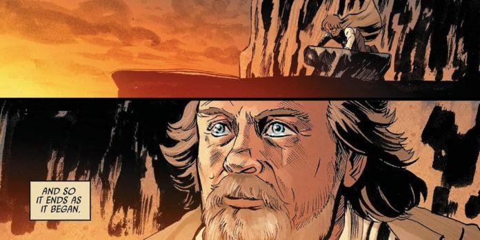 Luke Skywalker ucciso da una overdose di Forza
