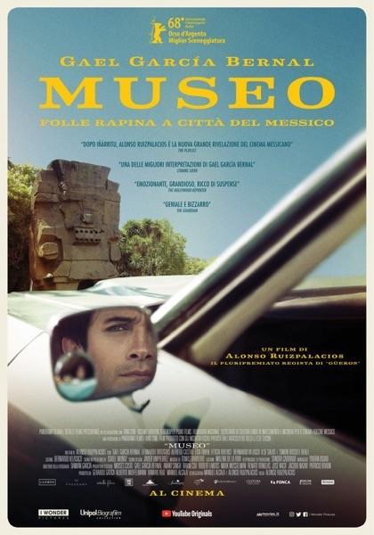 Museo - Folle rapina a Città del Messico
