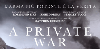 A Private War di Matthew Heineman