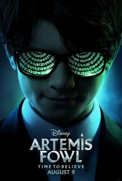Il poster di Artemis Fowl
