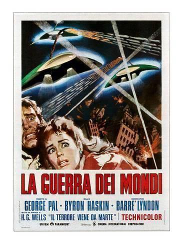 La Guerra dei Mondi (1953)