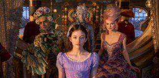 Lo Schiaccianoci e i Quattro Regni diretto da Lasse Hallström e Joe Johnston con Keira Knightley, Mackenzie Foy, Helen Mirren e Morgan Freeman