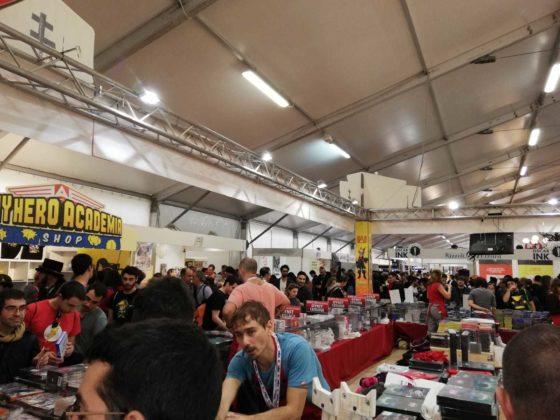 Giochi di ruolo e da tavolo a Lucca Comics 2018